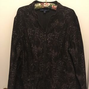 Susan Graver XL Jacket